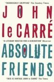 """""""Absolute friends"""" av John Le Carré"""