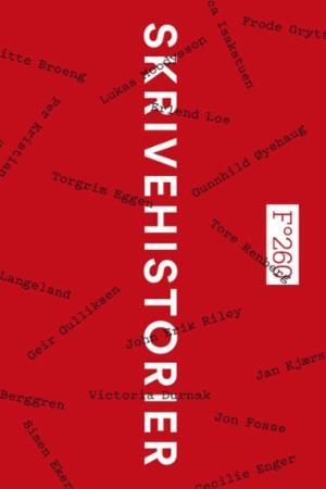 """""""Skrivehistorier"""" av Nils-Øivind Haagensen"""