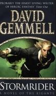 """""""Stormrider a novel of the Rigante"""" av David A. Gemmell"""