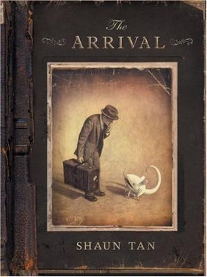 """""""The Arrival"""" av Shaun Tan"""
