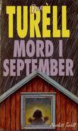 """""""Mord i september - kriminalroman"""" av Dan Turèll"""