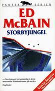 """""""Storbyjungel"""" av Ed McBain"""