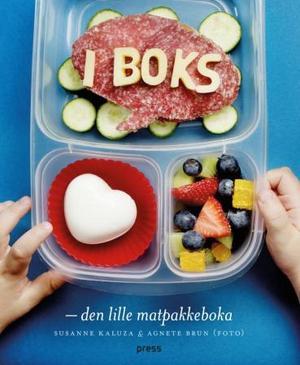 """""""I boks - den lille matpakkeboka"""" av Susanne Kaluza"""