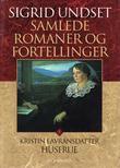 """""""Samlede romaner og fortellinger. Bd. 8 - Kristin Lavransdatter"""" av Sigrid Undset"""