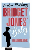 """Bridget Jones' baby - dagbøkene"" av Helen Fielding"