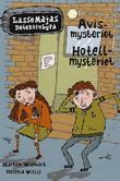 """""""Hotellmysteriet ; Avismysteriet"""" av Martin Widmark"""