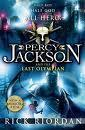 """Percy Jackson and the last olympian - book 5"" av Rick Riordan"