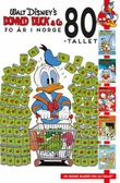 """Walt Disney's Donald Duck & Co - 70 år i Norge - 80-tallet"" av Walt Disney Company"