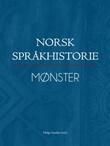 """""""Norsk språkhistorie I mønster"""" av Helge Sandøy"""