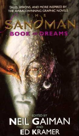 """""""The sandman - book of dreams"""" av Neil Gaiman"""