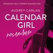 """""""Calendar girl - november"""" av Audrey Carlan"""