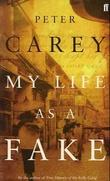 """My life as a fake"" av Peter Carey"