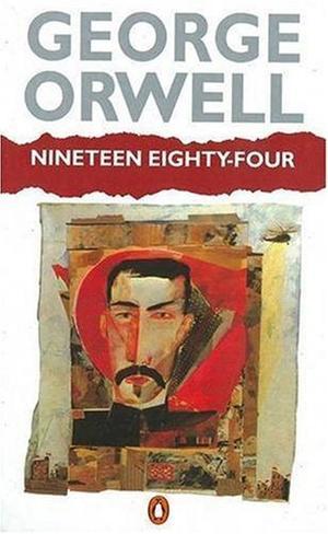 """Nineteen eighty-four"" av George Orwell"