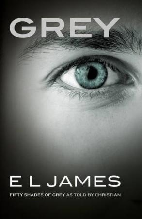 """Grey - the story from Christian's perspective"" av E.L. James"