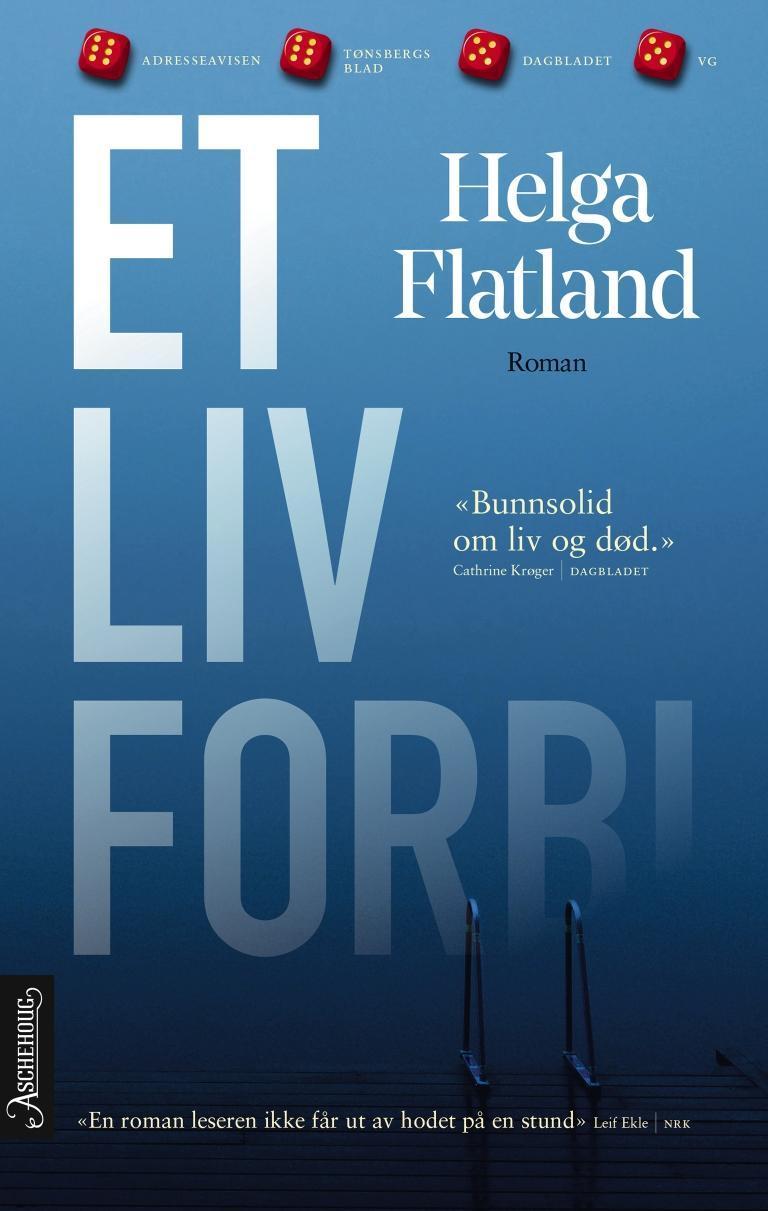 """""""Et liv forbi"""" av Helga Flatland"""