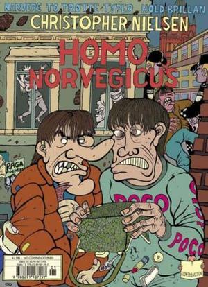 """""""Homo norvegicus"""" av Christopher Nielsen"""