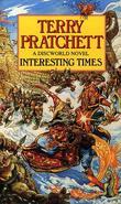 """""""Interesting times"""" av Terry Pratchett"""