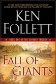 """Fall of giants - the century trilogy book 1"" av Ken Follett"