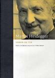 """""""Væren og tid"""" av Martin Heidegger"""