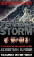 """""""The perfect storm - a true story of men against the sea"""" av Sebastian Junger"""