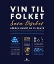 """""""Vin til folket jorden rundt på 15 druer"""" av Sara Døscher"""