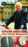 """""""Siste buss til Woodstock"""" av Colin Dexter"""
