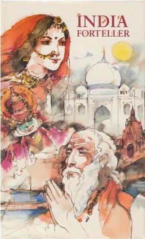 """""""India forteller - indiske noveller"""" av Chawla Harcharan"""