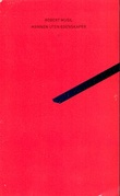"""""""Mannen uten egenskaper - bd. 1"""" av Robert Musil"""
