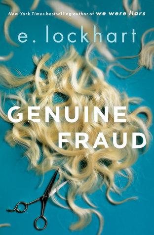 """""""Genuine fraud"""" av E. Lockhart"""