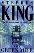 """The green mile - a novel in six parts"" av Stephen King"