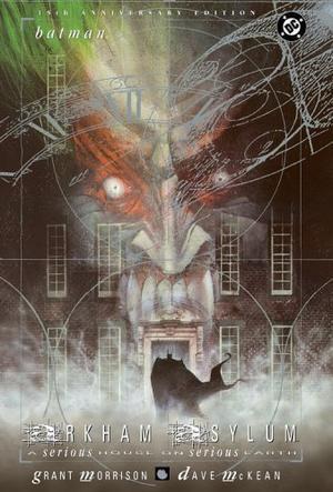 """Batman - Arkham Asylum (15th Anniversary Edition)"" av Grant Morrison"
