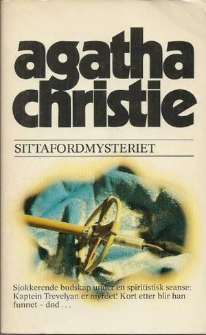 """Sittafordmysteriet"" av Agatha Christie"