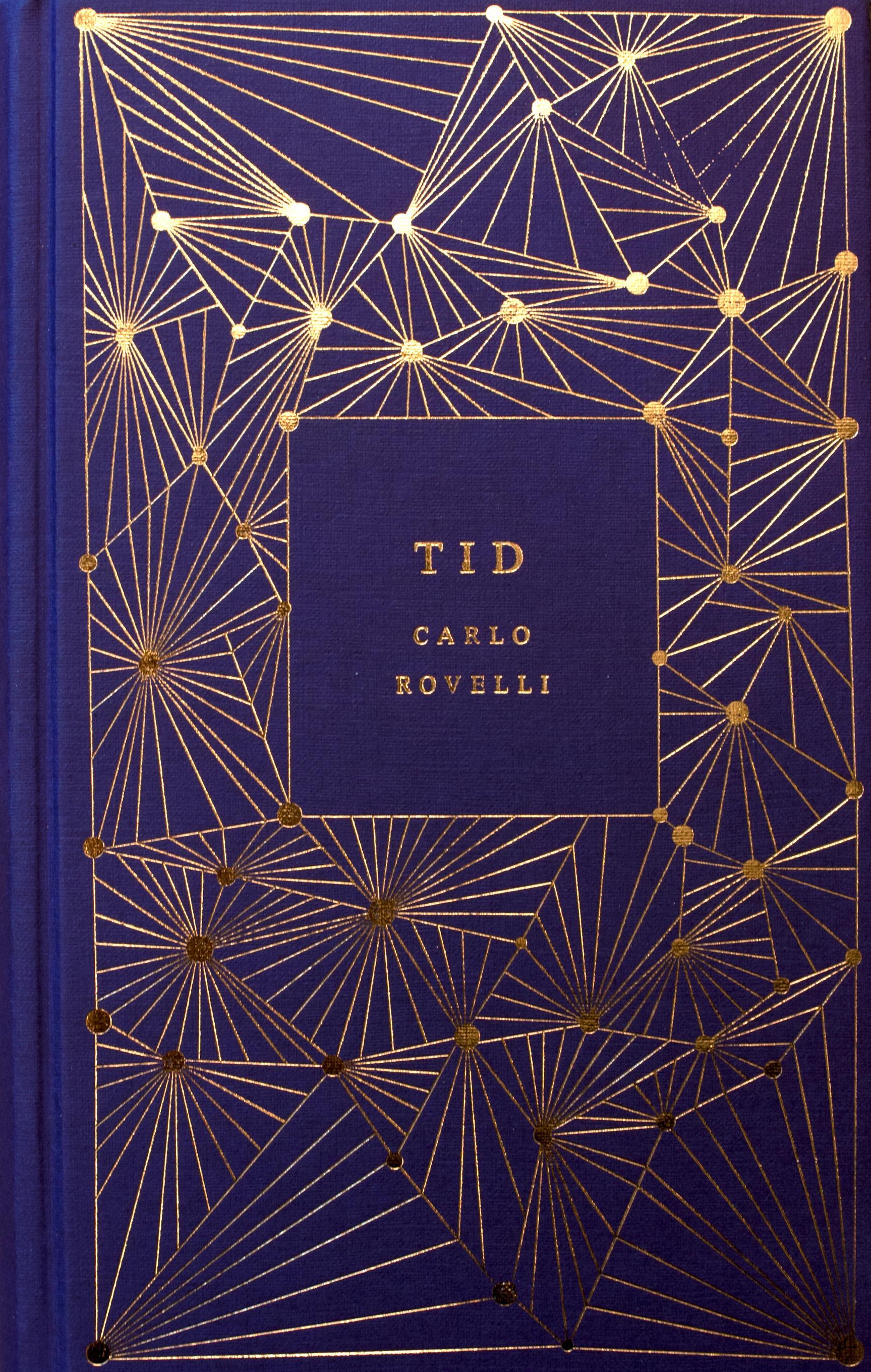 """""""Tid"""" av Carlo Rovelli"""