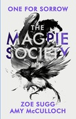 Omslagsbilde av The Magpie Society