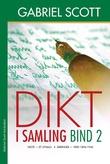 """""""Dikt i samling bind 2"""" av Gabriel Scott"""