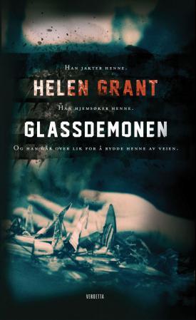 """""""Glassdemonen"""" av Helen Grant"""