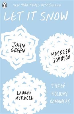 """Let it snow - three holiday romances"" av John Green"