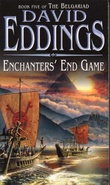 """Enchanters' end game - book five of the Belgariad"" av David Eddings"