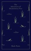 """The adventures of Huckleberry Finn"" av Mark Twain"