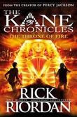 """The throne of fire"" av Rick Riordan"