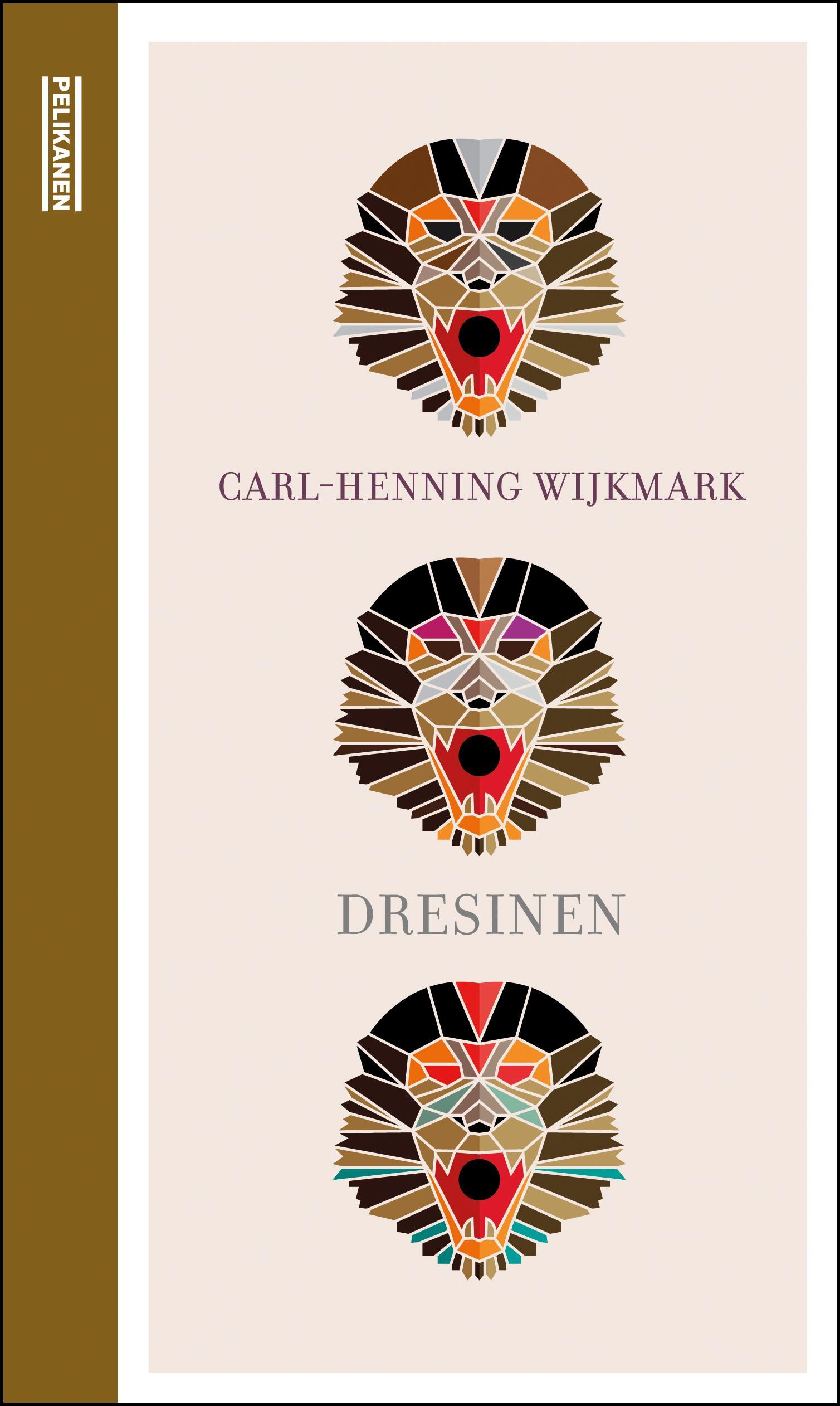 """""""Dresinen"""" av Carl-Henning Wijkmark"""