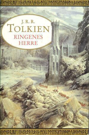 """""""Ringenes herre 1-3"""" av John Ronald Reuel Tolkien"""