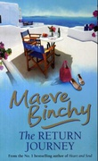 """""""The return journey"""" av Maeve Binchy"""
