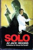 """""""Solo"""" av Jack Higgins"""