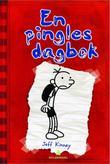 """""""En pingles dagbok - Greg Heffleys dagbok"""" av Jeff Kinney"""