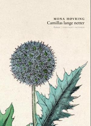 """""""Camillas lange netter - roman"""" av Mona Høvring"""