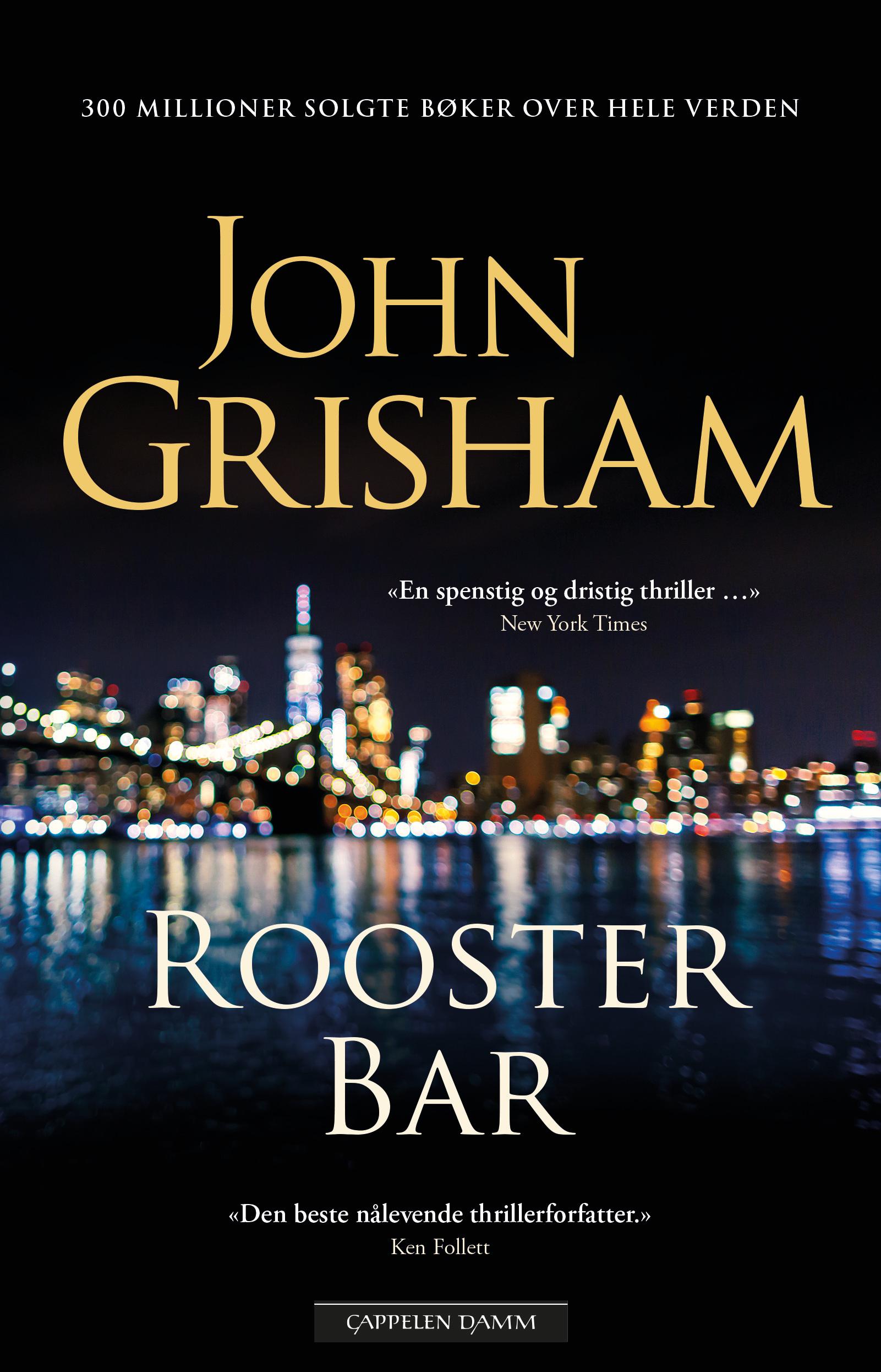"""""""Rooster Bar"""" av John Grisham"""
