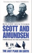 """Scott and Amundsen - the last place on earth"" av Roland Huntford"