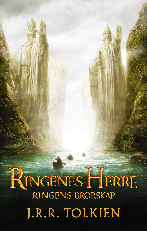 """""""Ringens brorskap - første del av Ringenes herre"""" av J.R.R. Tolkien"""