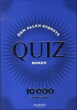 """""""Den aller største quizboken - 10 000 spørsmål"""" av Thomas Kolåsæter"""